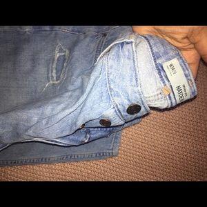 Moto Hayden Boyfriend Jeans
